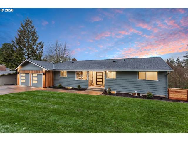 785 SW Viewmont Dr, Portland, OR 97225 (MLS #20194834) :: Change Realty