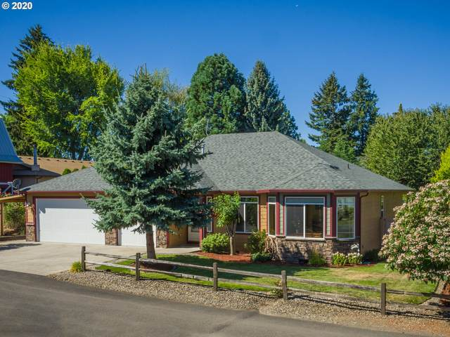 2304 NW 99TH St, Vancouver, WA 98665 (MLS #20195093) :: McKillion Real Estate Group