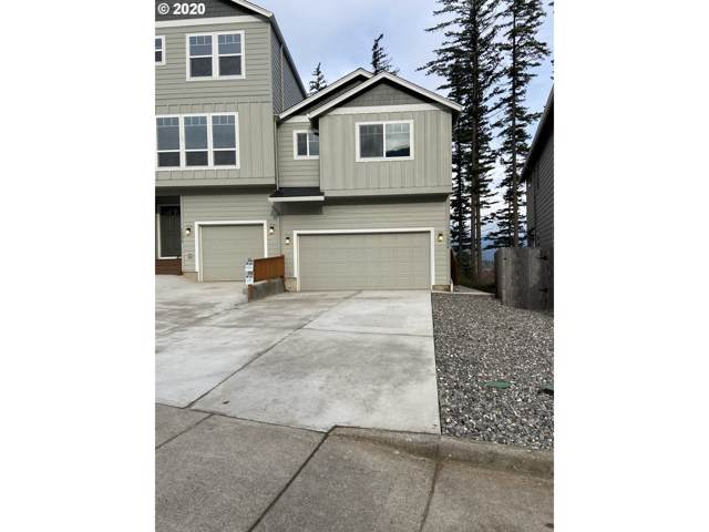 1254 SE Windsong Dr, Cascade Locks, OR 97014 (MLS #20195258) :: Townsend Jarvis Group Real Estate