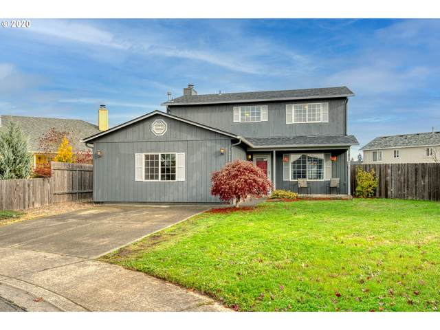 8911 NE 134TH Ct, Vancouver, WA 98682 (MLS #20195282) :: Next Home Realty Connection