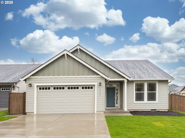 1121 NE 13TH St, Battle Ground, WA 98604 (MLS #20195533) :: Next Home Realty Connection