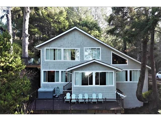 125 Wakash Trl, Depoe Bay, OR 97341 (MLS #20195658) :: Real Tour Property Group