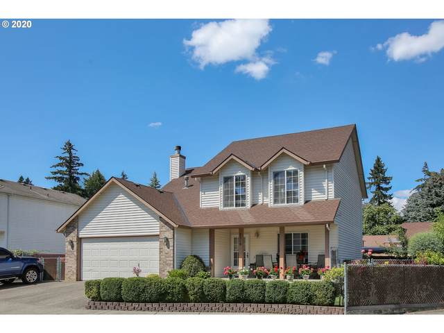 2218 SE 130TH Ave, Portland, OR 97233 (MLS #20195737) :: Fox Real Estate Group