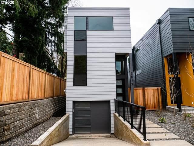Portland, OR 97202 :: McKillion Real Estate Group