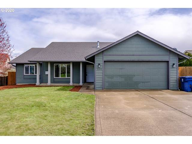 2180 Wildflower Dr, Stayton, OR 97383 (MLS #20195968) :: Change Realty