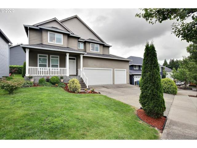 314 S 34TH Pl, Ridgefield, WA 98642 (MLS #20196592) :: Lucido Global Portland Vancouver