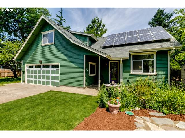91173 N Coleman St, Coburg, OR 97408 (MLS #20197319) :: Song Real Estate