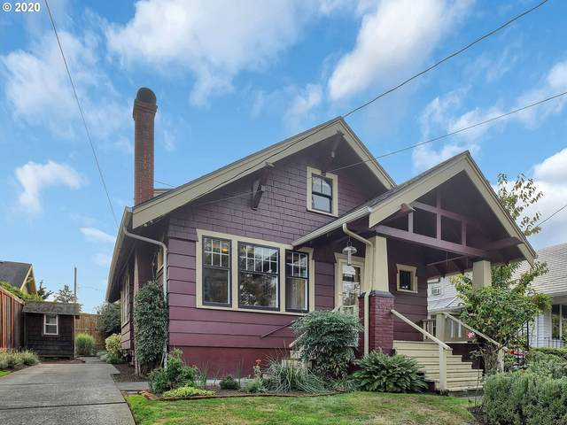 4634 SE Division St, Portland, OR 97206 (MLS #20197395) :: Real Tour Property Group
