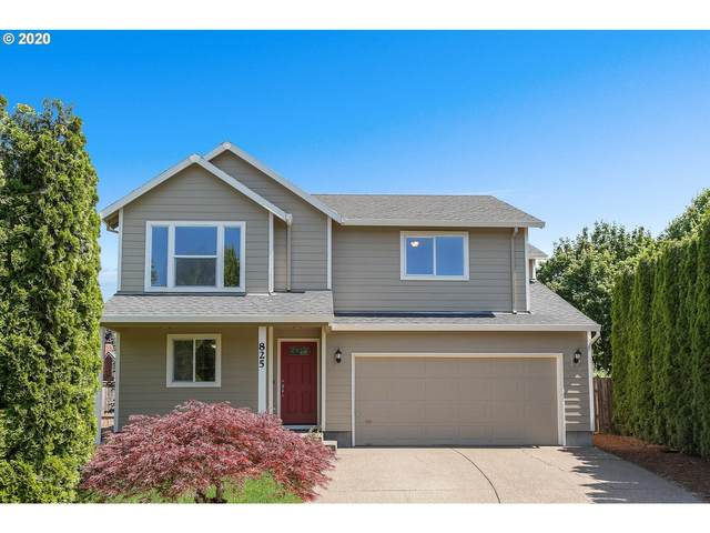 825 E Stephanie Ct, Newberg, OR 97132 (MLS #20197429) :: Change Realty