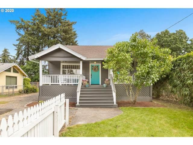 14308 SE River Rd, Milwaukie, OR 97267 (MLS #20198126) :: Holdhusen Real Estate Group