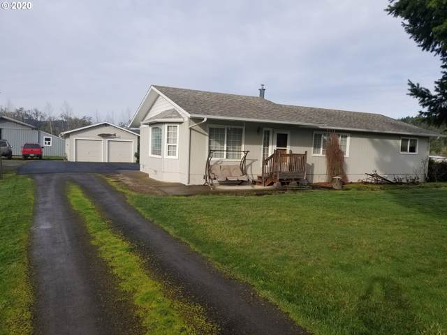 82252 N Pacific Hwy, Creswell, OR 97426 (MLS #20198250) :: Song Real Estate