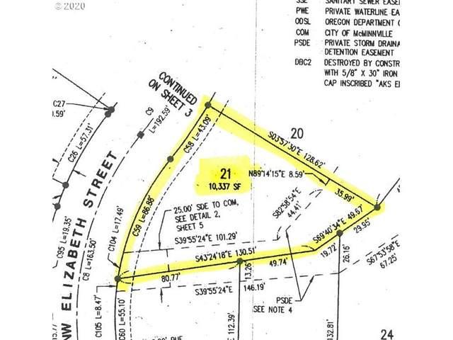 3074 NW Elizabeth St #21, Mcminnville, OR 97128 (MLS #20198372) :: Beach Loop Realty