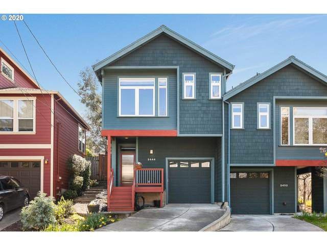 2444 N Alberta St, Portland, OR 97217 (MLS #20198398) :: Gustavo Group