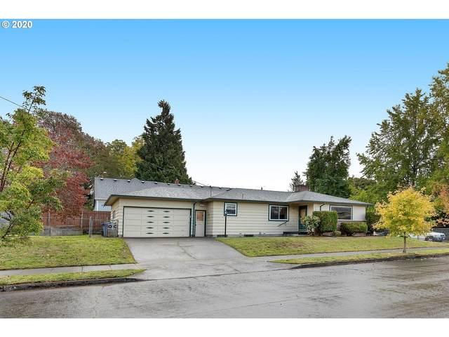 7012 N Mckenna Ave, Portland, OR 97203 (MLS #20198625) :: Fox Real Estate Group