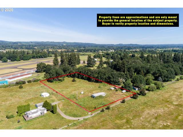 53723 Ring-A-Ring Rd, Scappoose, OR 97056 (MLS #20198749) :: Fox Real Estate Group