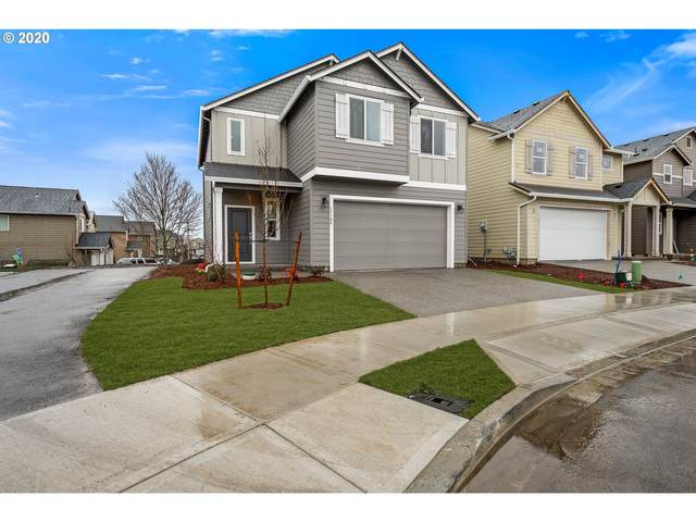 3613 NE Oriole St Lot81, Camas, WA 98607 (MLS #20198776) :: Piece of PDX Team