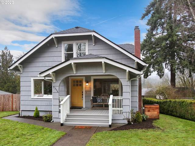 5354 SW 49TH Dr, Portland, OR 97221 (MLS #20199130) :: Change Realty
