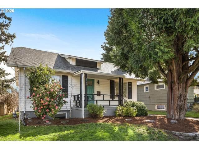 8236 N Woolsey Ave, Portland, OR 97203 (MLS #20199313) :: Premiere Property Group LLC
