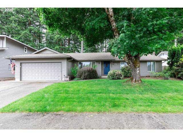 20964 SW 87TH Ct, Tualatin, OR 97062 (MLS #20199382) :: Next Home Realty Connection