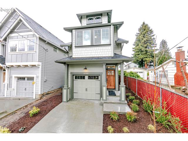 8789 N Wilbur Ave, Portland, OR 97217 (MLS #20199399) :: Next Home Realty Connection