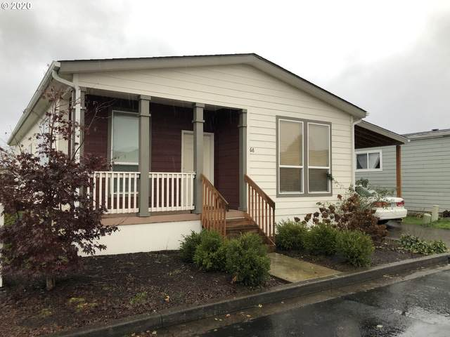 1000 S Mckern Ct #68, Newberg, OR 97132 (MLS #20199623) :: Stellar Realty Northwest