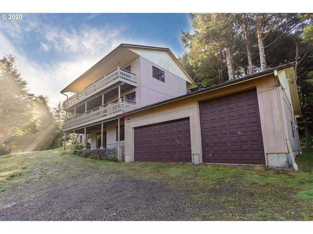 5695 Seventh St, Cape Meares, OR 97134 (MLS #20199769) :: Beach Loop Realty