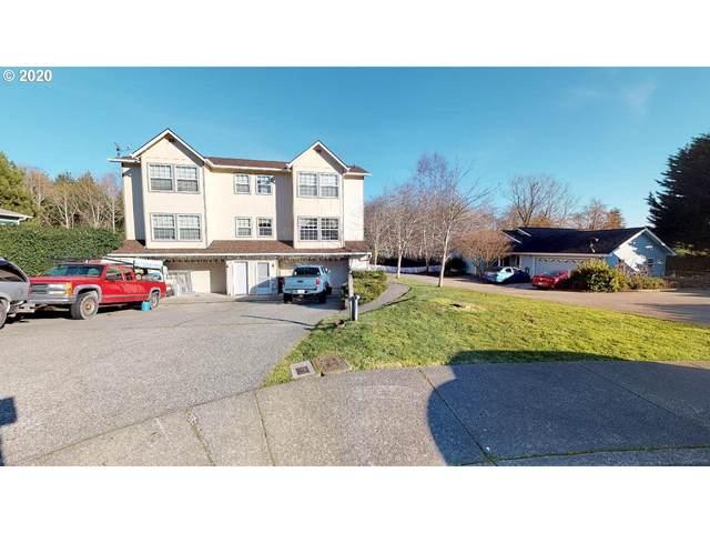 831 Limbaugh Way, Brookings, OR 97415 (MLS #20199799) :: McKillion Real Estate Group