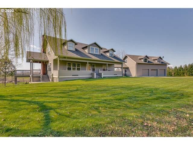 16885 NE Nelson Rd, Newberg, OR 97132 (MLS #20200272) :: Song Real Estate