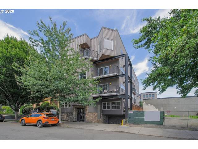 2241 NW Pettygrove St #4, Portland, OR 97210 (MLS #20200283) :: Townsend Jarvis Group Real Estate