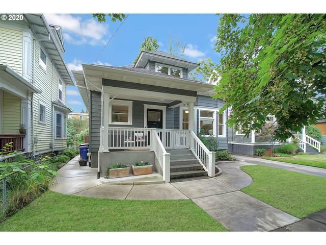 2137 SE Yamhill St, Portland, OR 97214 (MLS #20200297) :: The Liu Group