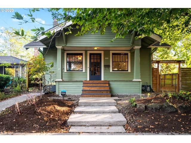 5904 SE Woodward St, Portland, OR 97206 (MLS #20200314) :: Coho Realty