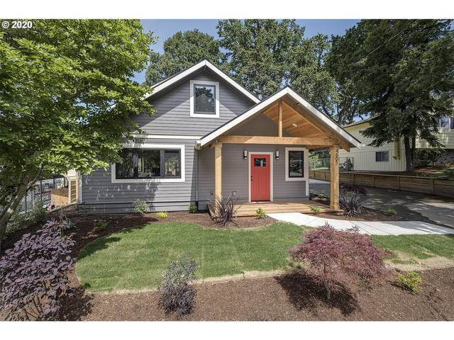 4605 SE Allen Rd, Milwaukie, OR 97267 (MLS #20200344) :: Cano Real Estate