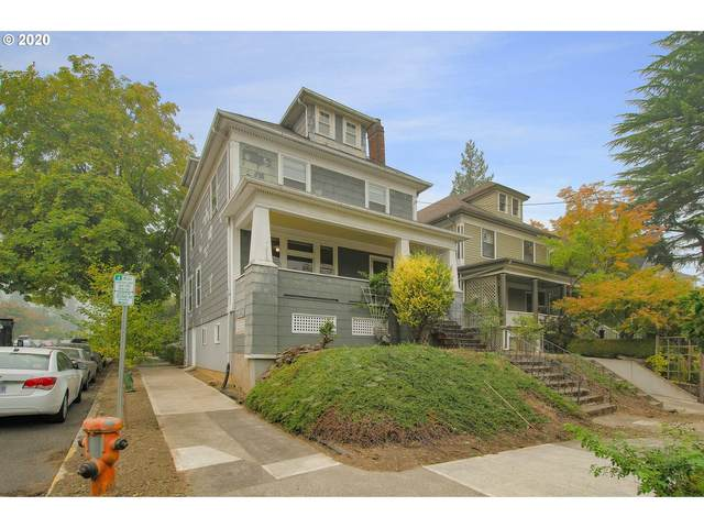 1303 NW 24TH Ave, Portland, OR 97210 (MLS #20200728) :: The Galand Haas Real Estate Team