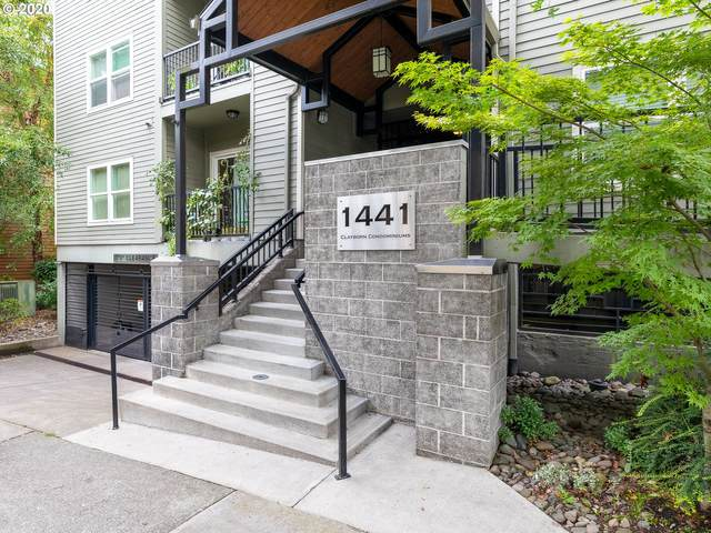 1441 SW Clay St #102, Portland, OR 97201 (MLS #20201109) :: Change Realty