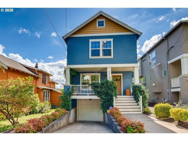 1718 SE Harold St, Portland, OR 97202 (MLS #20201156) :: Cano Real Estate