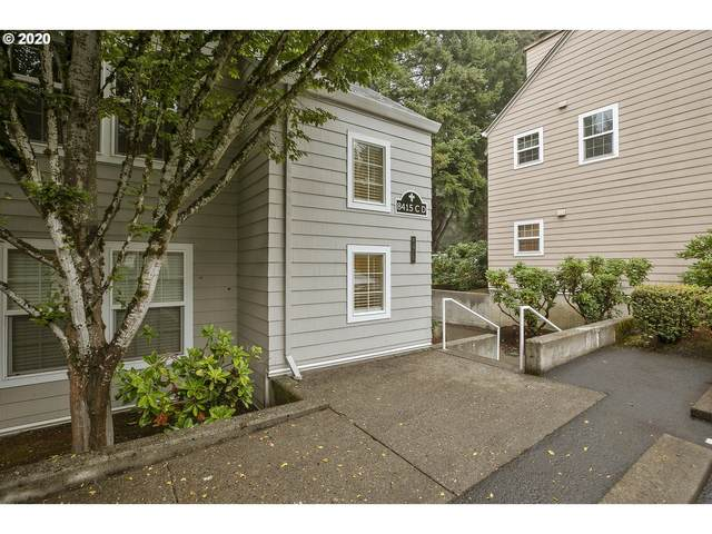 8415 SW Curry Dr C, Wilsonville, OR 97070 (MLS #20201509) :: The Liu Group