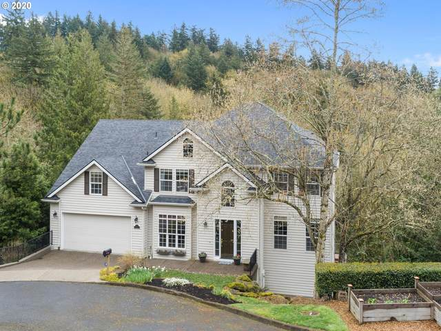 2620 SW 64TH Pl, Portland, OR 97225 (MLS #20201632) :: Fox Real Estate Group