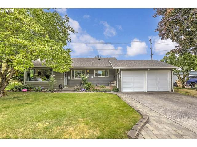 1405 Windsor Dr, Gladstone, OR 97027 (MLS #20201655) :: Next Home Realty Connection