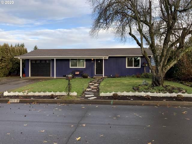 409 Hamilton Ave, Eugene, OR 97404 (MLS #20201996) :: Skoro International Real Estate Group LLC