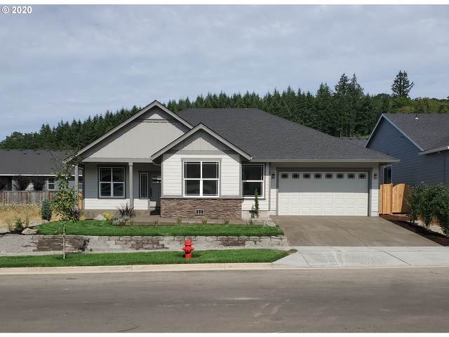 1461 Meadows Ave, Silverton, OR 97381 (MLS #20202504) :: Stellar Realty Northwest