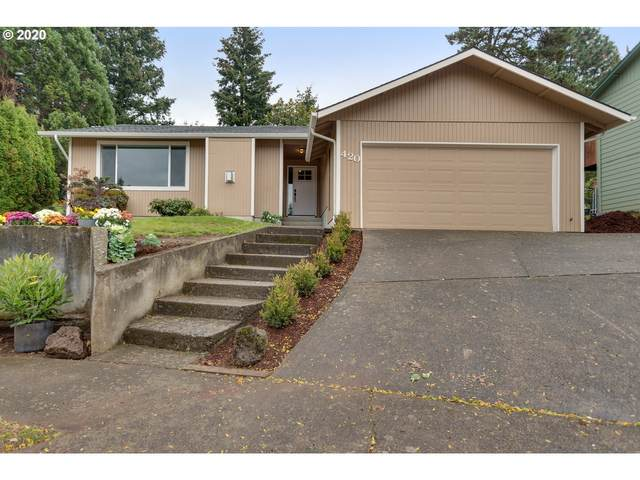 420 NE Hacienda Pl, Gresham, OR 97030 (MLS #20203322) :: Gustavo Group