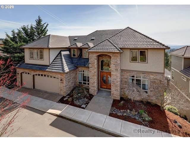 10123 NW Langworthy Ter, Portland, OR 97229 (MLS #20203432) :: Townsend Jarvis Group Real Estate