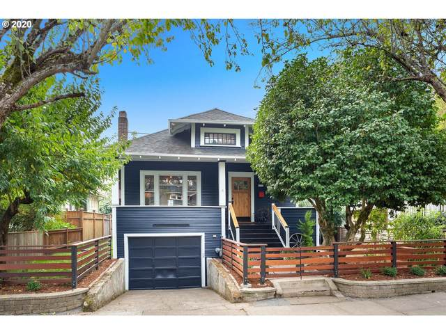 3736 SE Caruthers St, Portland, OR 97214 (MLS #20203669) :: Next Home Realty Connection