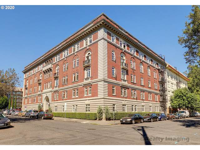 2015 NW Flanders St #301, Portland, OR 97209 (MLS #20203789) :: McKillion Real Estate Group