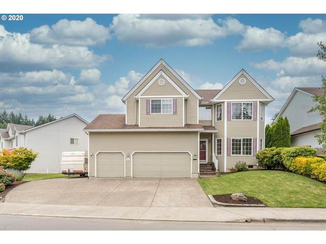 8705 SW Wakkila Ter, Beaverton, OR 97007 (MLS #20203874) :: Next Home Realty Connection