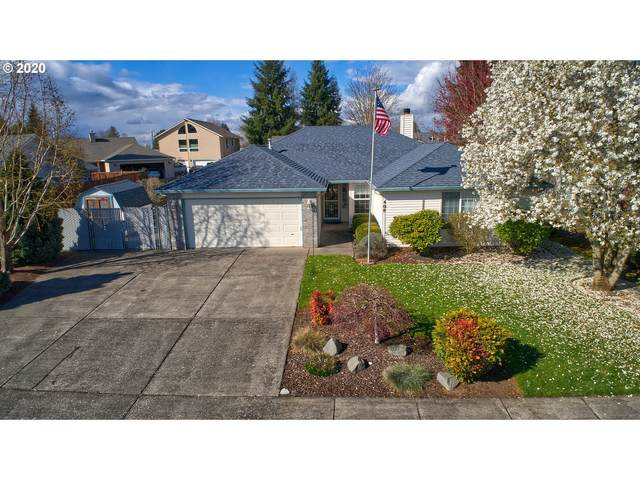 408 NW 46TH St, Vancouver, WA 98663 (MLS #20203886) :: Fox Real Estate Group