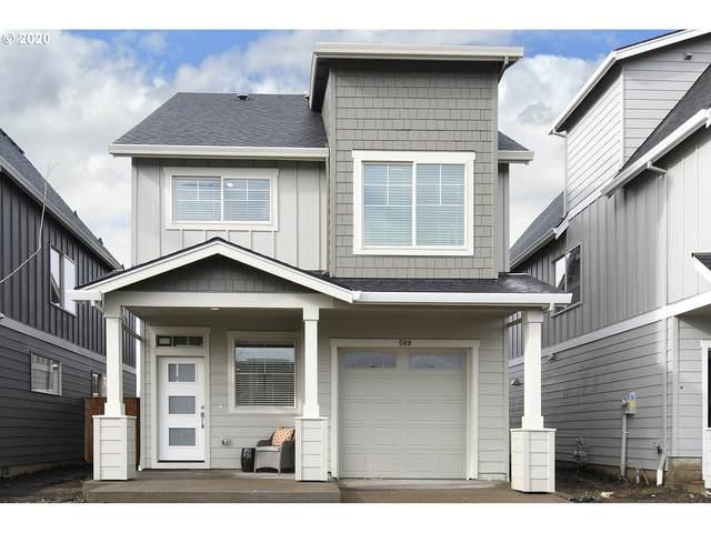 8036 NE Sabo St, Hillsboro, OR 97123 (MLS #20204000) :: McKillion Real Estate Group
