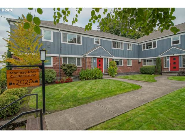 2020 NW 29TH Ave #1, Portland, OR 97210 (MLS #20204407) :: Change Realty