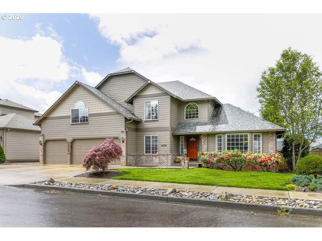 4529 NW Bass St, Camas, WA 98607 (MLS #20204550) :: Townsend Jarvis Group Real Estate