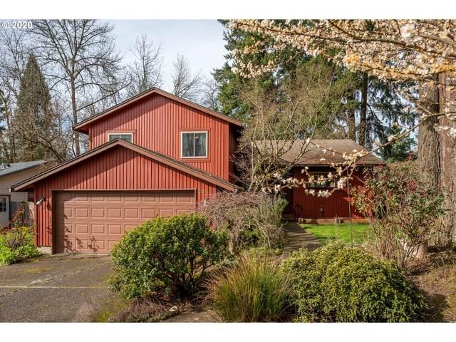 8255 SW Tygh Loop, Tualatin, OR 97062 (MLS #20204963) :: Matin Real Estate Group